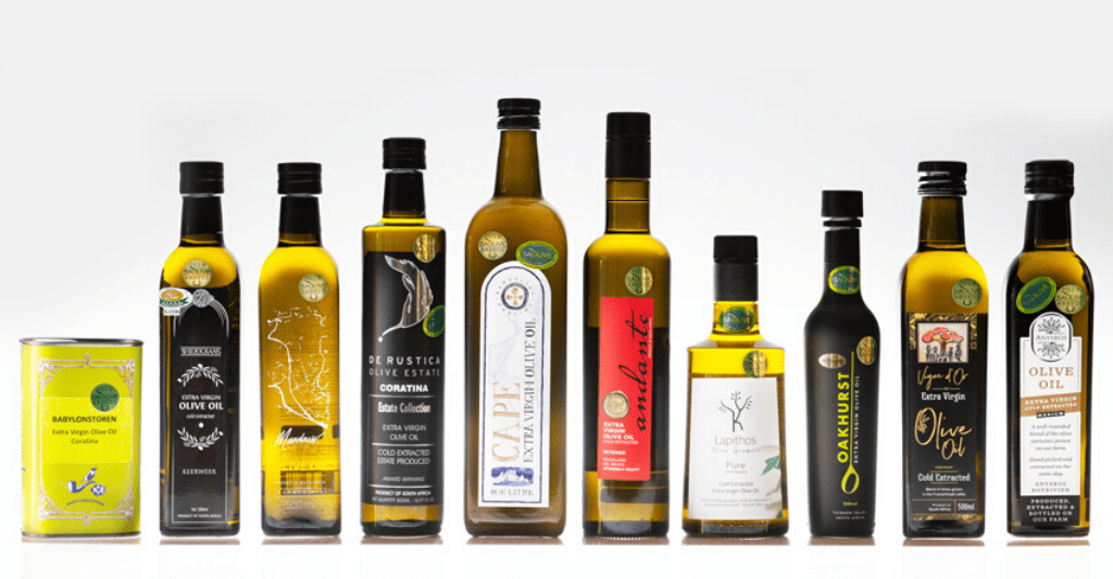 ABSA announces Top 10 Olive Oil winners