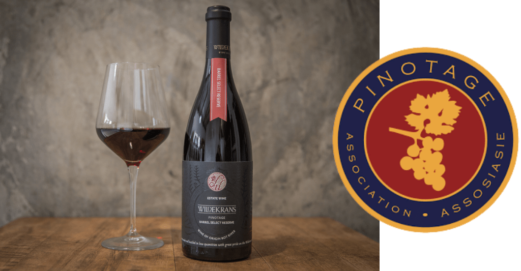 Wildekrans named as finalist in the 2019 ABSA Top 10 Pinotage competition